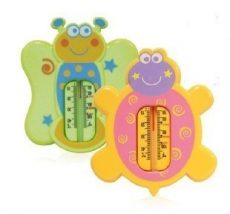 Baby Care Teknős vagy Pillangó vízhőmérő