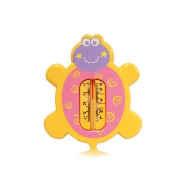 Baby Care Vízhőmérő - teknős / pillangó [2895]