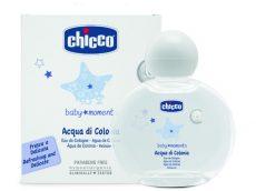 Chicco Eau de Cologne kölnivíz 100 ml (tradicionális púderillat)