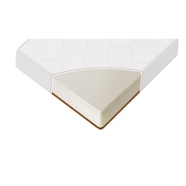 Lorelli Havana Premium matrac 60x120x10 cm - fehér