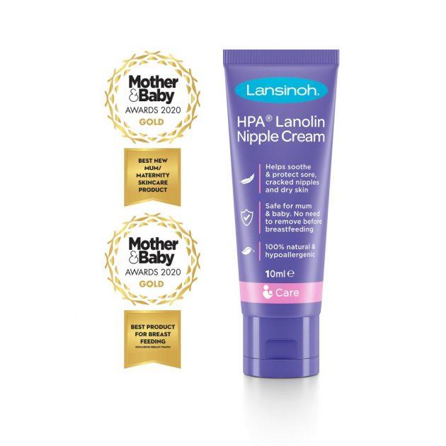 Lansinoh bimbóvédő krém HPA Lanolin 10 ml