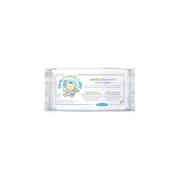 EFB nedves törlőkendő aloe vera-val 72db