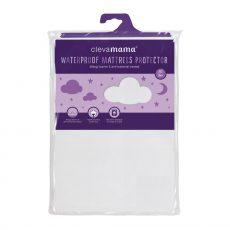 Clevamama matracvédő gumis lepedő, 60x120 cm