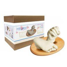 MybbPrint kéz- és lábszobor készítő készlet nagy (2 szoborhoz)