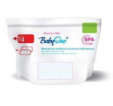 BabyOno Mikrós sterilizálózacskó 5db