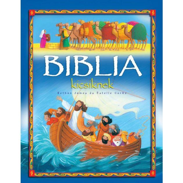 Napraforgó Biblia kicsiknek