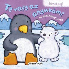 Napraforgó Te vagy az anyukám? - A jegesmedve bocsa