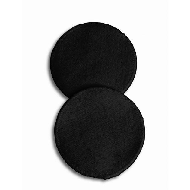Carriwell Mosható melltartó betét - fekete