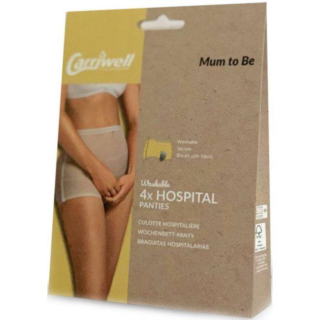 Carriwell Kórházi bugyi - fehér