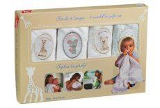 Sophie muszlin kendő dísz dobozban