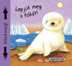 Sípoló könyvek - Lepjük meg a fókát!