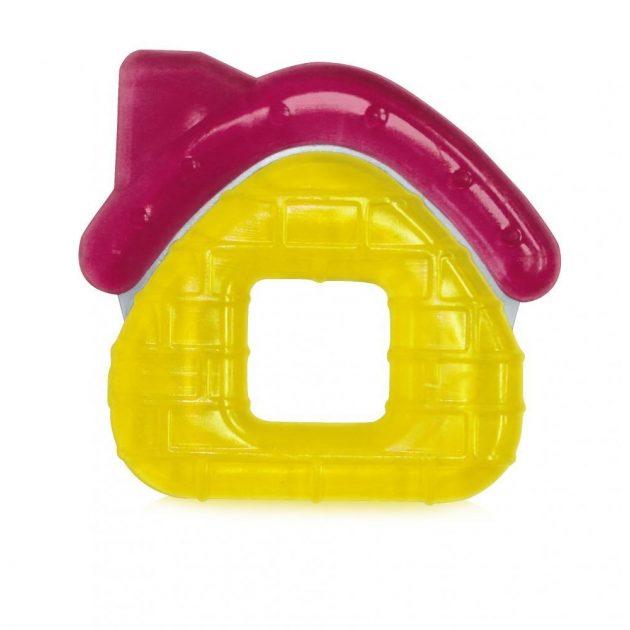 Baby Care Hűthető rágóka - Házikó