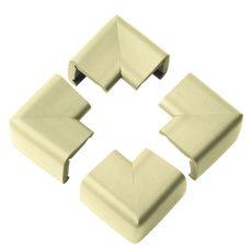 Clevamama sarokvédő bézs XL 4db-os
