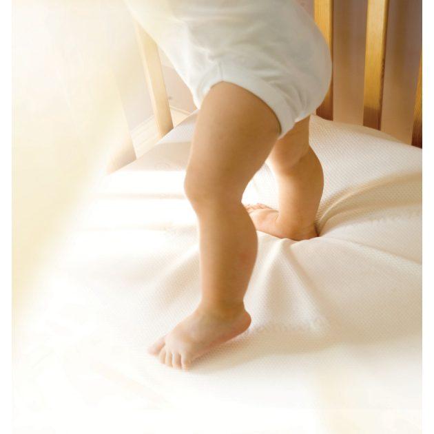 Clevamama matracvédő gumis lepedő 40x90