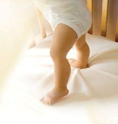 Clevamama matracvédő gumis lepedő 1 személyes ágyra 90x190