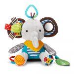 Skip Hop Bandana Buddies játék - Elefánt