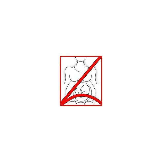 Scamp Biztonsági övterelő szürke