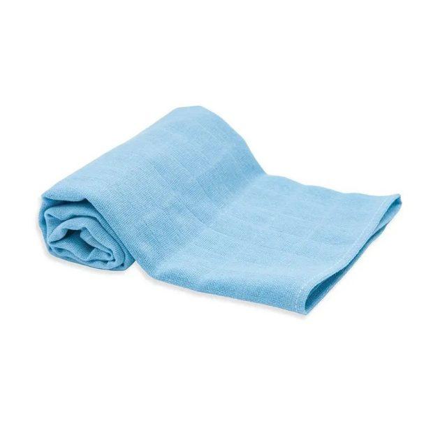 Scamp kék textilpelenka 5db