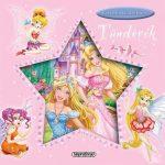 Napraforgó Rózsaszín kirakóskönyv - Tündérek