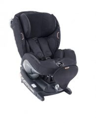 BeSafe iZi Combi X4 Isofix autós gyerekülés 0-18 kg - Fresh Black Cab 64