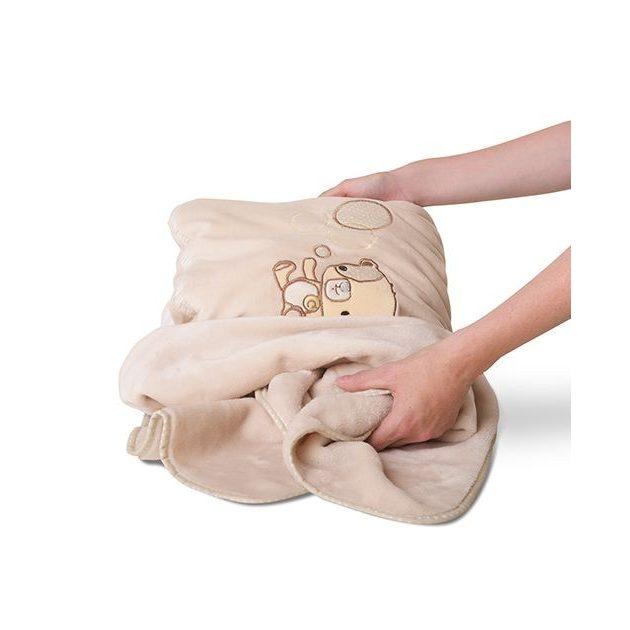 Clevamama 2 az 1-ben párna és takaró