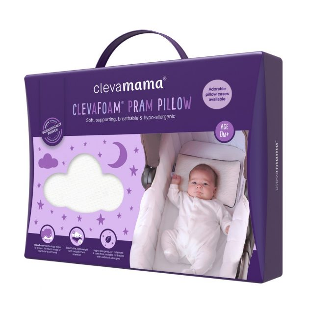 Clevamama csecsemőpárna