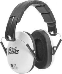 Edz Kidz - gyerek hallásvédő fültok - fehér