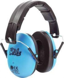 Edz Kidz - gyerek hallásvédő fültok - kék
