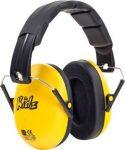 Edz Kidz - gyerek hallásvédő fültok - sárga