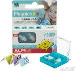 Alpine Pluggies Kids - füldugó gyerekeknek