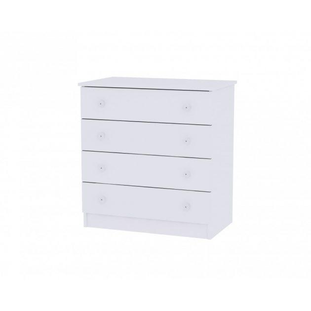 Lorelli Komód - White / Fehér