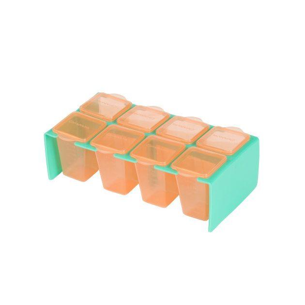 Clevamama tároló pohárkák 80 ml - 8 db-os
