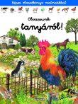 Napraforgó: Képes olvasókönyv matricákkal - Olvassunk a tanyáról