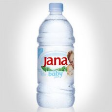 Jana Baby természetes ásványvíz 1L