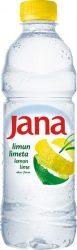 Jana citrom-limetta ízesített ásványvíz 0,5L