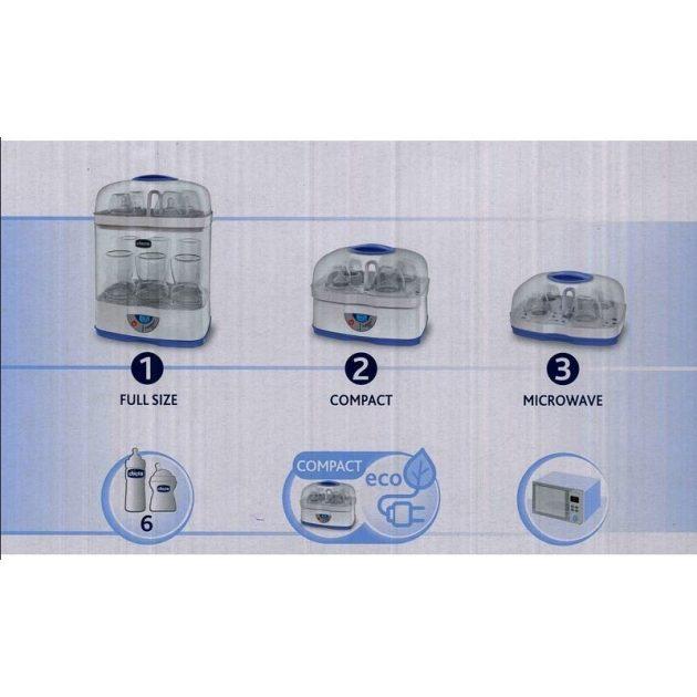 Chicco elektromos és mikrohullámú gőzsterilizáló
