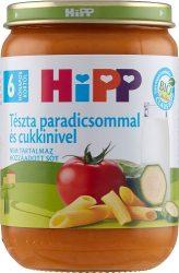 Hipp Főzelékek Tészta paradicsommal és cukkinivel 6 hó 190 g