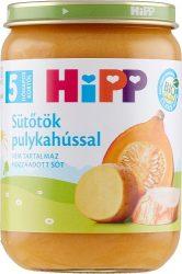 HIPP Sütőtök pulykahússal 190g