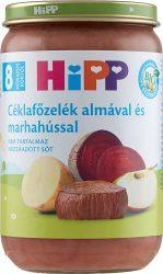 HIPP Céklafőzelék almával és marhahússal 220 g