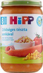 HIPP Junior menük Zöldséges tészta sonkával 8 hó 220 g