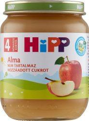 Hipp Gyümölcsök  Alma 4 hó 125 g