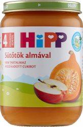 HIPP Sütőtök almával 190g