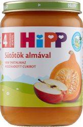 Hipp Gyümölcsök Sütőtök almával 4 hó 190 g