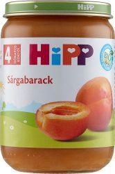 HIPP Sárgabarack 190g