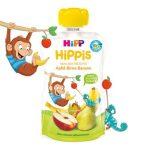 Hipp HiPPiS Alma-körte-banán 4 hó 100 g