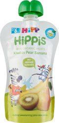 HIPP HIPPiS Körte-banán-kiwi 6 hó 100 g