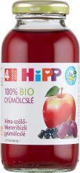 HIPP gyümölcslé - Alma-szőlő-feketeribizli 200ml
