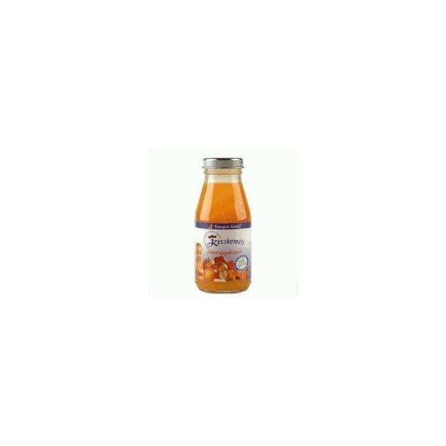 Kecskeméti Bébiitalok Alma-sárgabarack ital 4 hó 200 ml