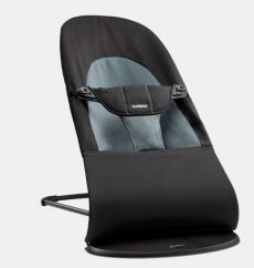 BabyBjörn Balance pihenőszék - Soft fekete/sötétszürke