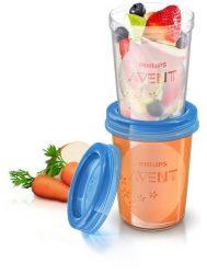 Avent VIA pohár 180 ml - 5 db